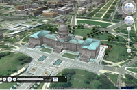 US Capitols and Landmarks